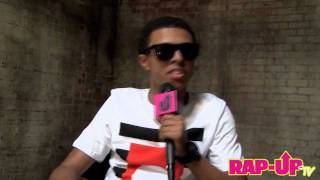 Diggy Simmons - Copy, Paste (making of)