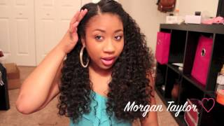 getlinkyoutube.com-❤ Hollywood Ten Minute Sew-In