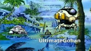 getlinkyoutube.com-Dragonball GT Official Remastered Ending - Hitori Ja Nai (English)