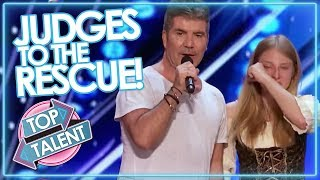JUDGES-TO-THE-RESCUE-Simon-Cowell-Co-Step-In-To-SAVE-AUDITIONS-On-GOT-TALENT-X-FACTOR width=