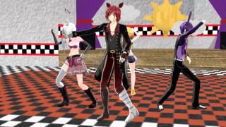getlinkyoutube.com-MMD FNAF Sweet Devil Colate Remix