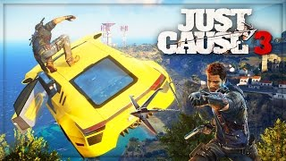 getlinkyoutube.com-Just Cause 3 Gameplay! Freeroam Funny Moments (JC3 Just Cause 3 Gameplay)