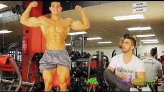 Felipe Franco - Dieta, Treino, Musculação e Dicas
