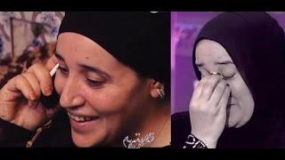 """getlinkyoutube.com-""""قصة الناس"""" تحقق حلم مغربية جزائرية في رؤية أهلها بعد 14 سنة"""
