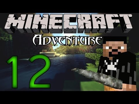 Let's Play Minecraft 2013 HD Adventure - Part 12 - Going Archaeologist