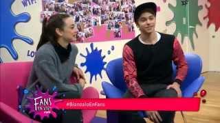 getlinkyoutube.com-Gonza Gravano y Bianca Di Pasquale El beso que estás esperando