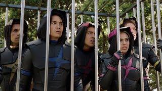 Power Rangers Super Ninja Steel - The Prism Returns   Episode 1