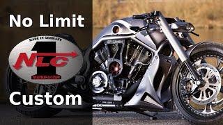 "getlinkyoutube.com-Harley Davidson Night Rod ""GP-1"" by No Limit Custom | Motorcycle Muscle Custom Review"
