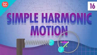 Simple Harmonic Motion: Crash Course Physics #16