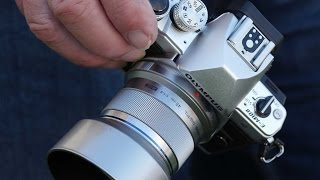 A Review and Test  of the Olympus E-M10 Mark 2 Micro four Thirds Camera by David Thorpe.