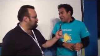 Ganador Iron Geek - Campus Party Quito 3