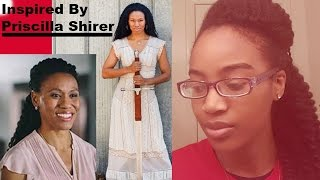 getlinkyoutube.com-How To Achieve Priscilla Shirer's Curl Definition: Natural Hair Tutorial