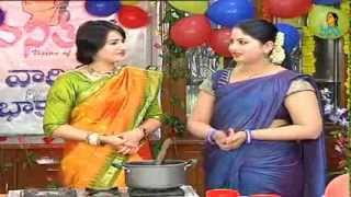 TV Serial Actresses Mounika & Anju Asrani Special Ruchi Chudu