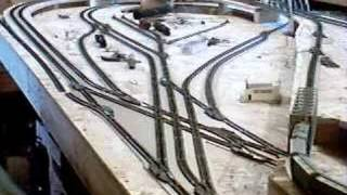 getlinkyoutube.com-Crash at the crossing !!!!!   N scale