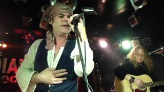 "getlinkyoutube.com-The Quireboys "" Whipping Boy ""  DRC 28 3 2015"