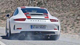 getlinkyoutube.com-2017 Porsche 911 R - Official Test Drive