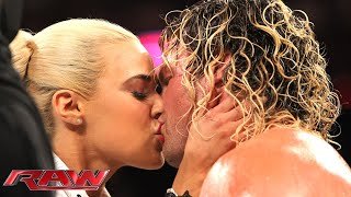 getlinkyoutube.com-Lana kisses Dolph Ziggler: Raw, May 18, 2015