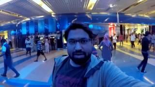 Azhar Vlogs   How To Use Dubai Metro Train