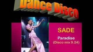 getlinkyoutube.com-SADE: Paradise (Disco re-edit)