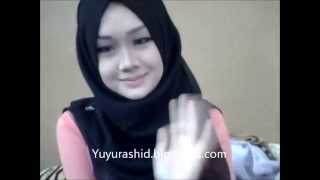getlinkyoutube.com-Tutorial Tudung Bawal Dijadikan Shawl