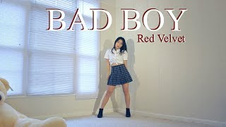 Red Velvet 레드벨벳 'Bad Boy' _ Lisa Rhee Dance Cover