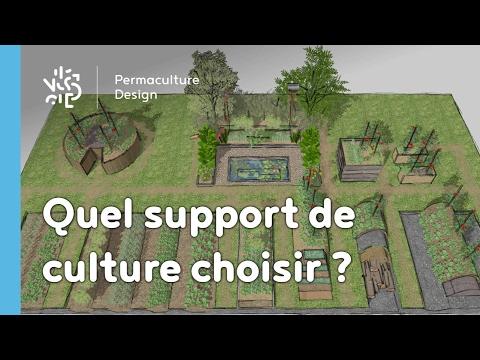 PERMACULTURE : Choisissez votre support de culture idéal !