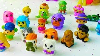 getlinkyoutube.com-Random Mystery Surprise Squinkies Ebay Lot Package Toy Opening Review Shop Disney Barbie Animals
