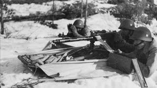 getlinkyoutube.com-The Norwegian army in Sweden during World War II - documentary
