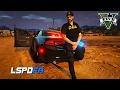 GTA 5 LSPDFR - Drug Enforcement Agency - DEA Dash Cam!!