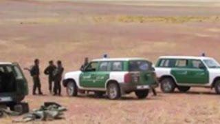 getlinkyoutube.com-أخبار الآن - الجزائر تعزز انتشارها العسكري على حدود ليبيا ومالي