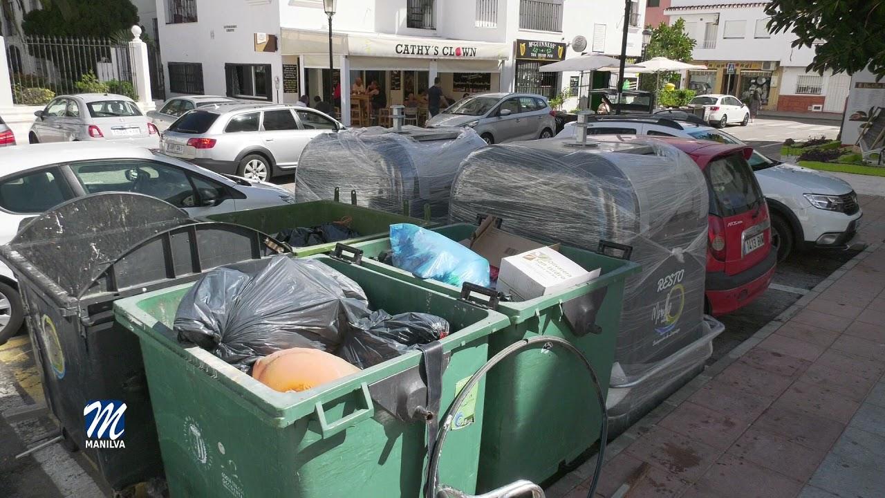 Sube la recogida de todos los tipos de residuos en el tercer trimestre de 2021