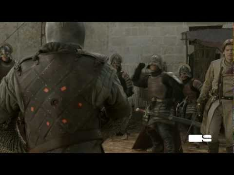 Rare Game of Thrones VFX breakdowns