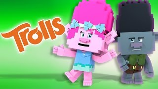 getlinkyoutube.com-Minecraft Parody - TROLLS! - (Minecraft Animation)