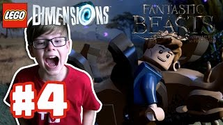 getlinkyoutube.com-FANTASTIC BEASTS | #4 | LEGO Dimensions
