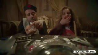 getlinkyoutube.com-محمد سعد و نيكول سابا فى فيلم حياتى مبهدلة