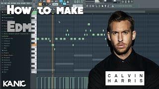 getlinkyoutube.com-Fl Studio | How to make EDM like Calvin Harris etc...| Free Flp