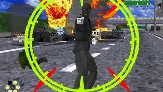 getlinkyoutube.com-Virtua Cop 2 - Sega Model 2 Arcade - Longplay