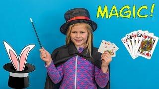 MAGIC SHOW Assistant Surprise Funny Magic Show