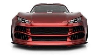 getlinkyoutube.com-BIG FANTASTIC NEWS! - Bailey Blade XTR Car Design - Part 87