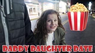 getlinkyoutube.com-Daddy Daughter Date 🍿 (WK 320.3) | Bratayley