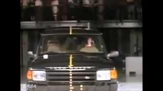 19. Dateline 1995, 1996, 1997, 1998, 1999, 2000 SUV IIHS Crash test.flv