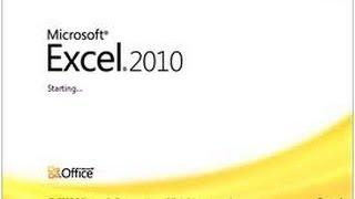 getlinkyoutube.com-مفاجأة : شرح Excel 2010 من البداية حتى الإحتراف فى فيديو واحد