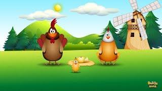 getlinkyoutube.com-Snela koka jaje - HIT pesmica za decu!!!