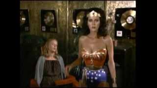 getlinkyoutube.com-Hypnotized Females : Wonder Woman (Lynda Carter) Musically hypnotized