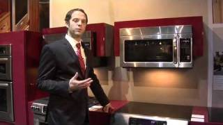 Convection Microwave: KitchenAid Over The Range Convection Microwave Ovens    YouTube