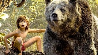 getlinkyoutube.com-The Jungle Book ALL Trailer & Clips (2016) Disney Live-Action Movie HD