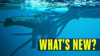 getlinkyoutube.com-What's new with Ark? HUGE TITAN KILLING SQUID! - UPDATE 251 ARK: SURVIVAL EVOLVED