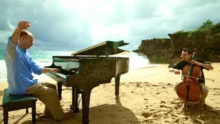 getlinkyoutube.com-Over the Rainbow/Simple Gifts (Piano/Cello Cover) - ThePianoGuys