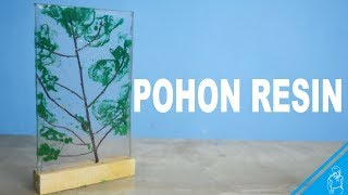 DIY. Pohon Resin  | Resin Art | Easy Project  for Begginers