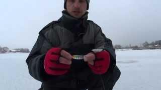 getlinkyoutube.com-Зимняя ловля щуки на блесну УЛЬЯНКА